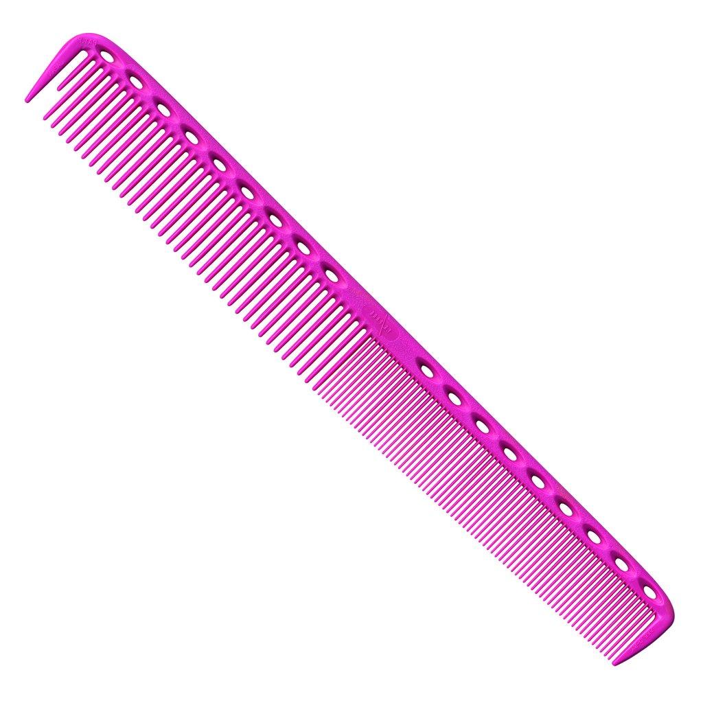 Купить Гребни Y.S.Park, Гребень Y.S.Park YS 335 Cutting Combs для стрижки розовый