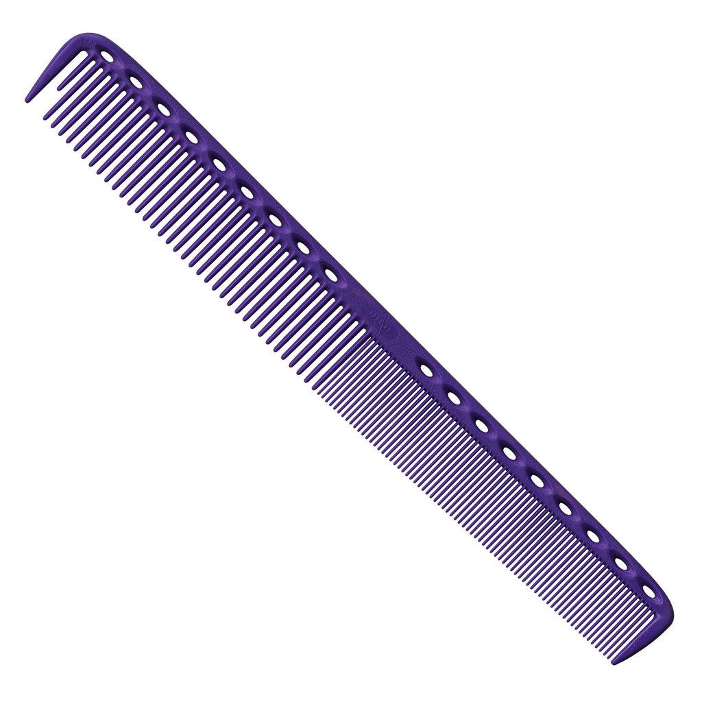 Купить Гребни Y.S.Park, Гребень Y.S.Park YS 335 Cutting Combs для стрижки пурпурный