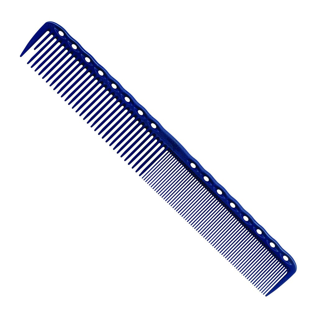 Купить Гребни Y.S.Park, Гребень Y.S.Park YS 336 Cutting Combs для стрижки синий