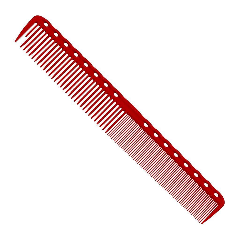 Купить Гребни Y.S.Park, Гребень Y.S.Park YS 336 Cutting Combs для стрижки красный