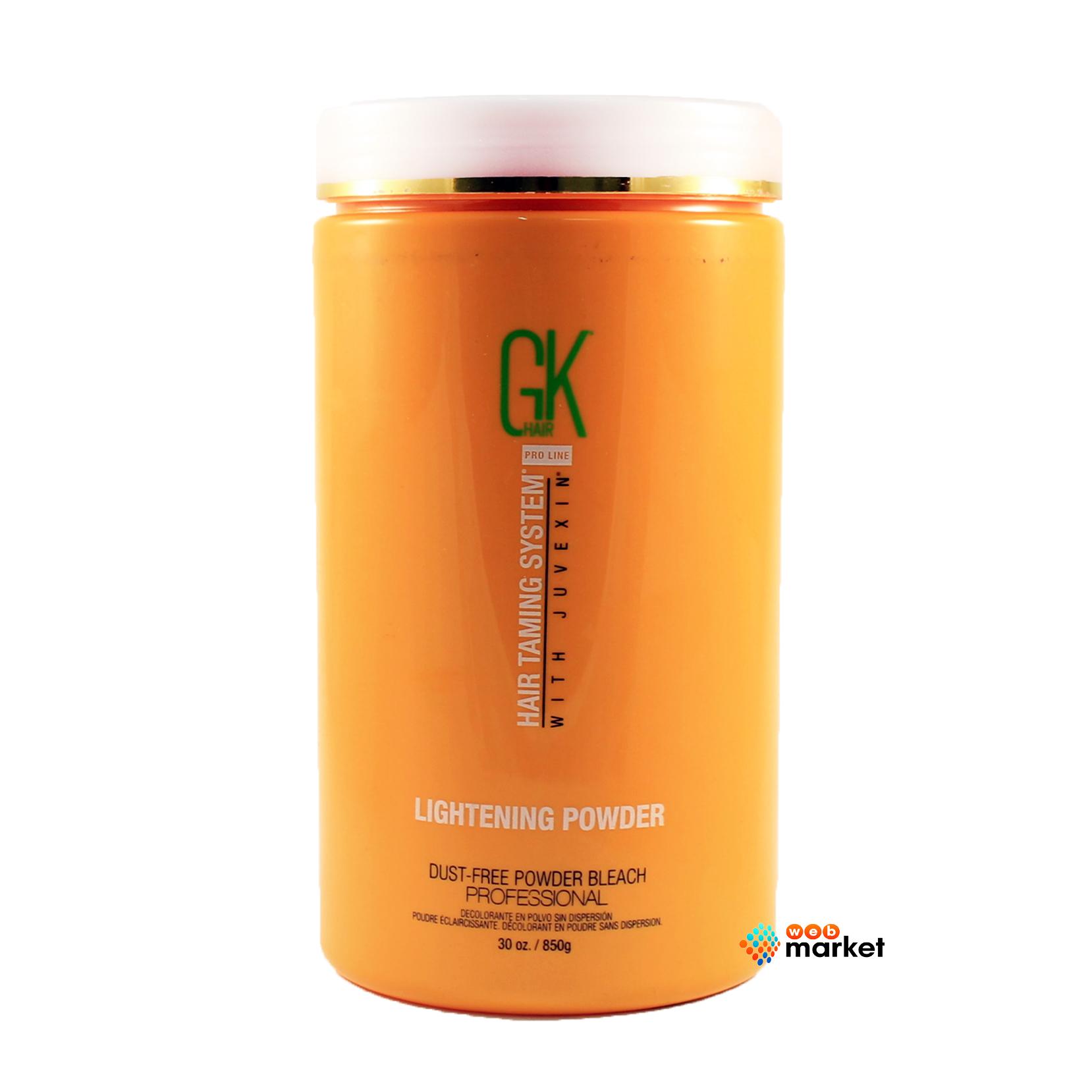 Купить Осветляющие пудры Global Keratin, Осветляющая пудра GK Hair 850 г