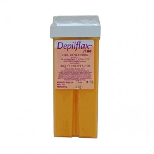 depilflax Воск кассетный Depilflax золото 110 мл 31130010