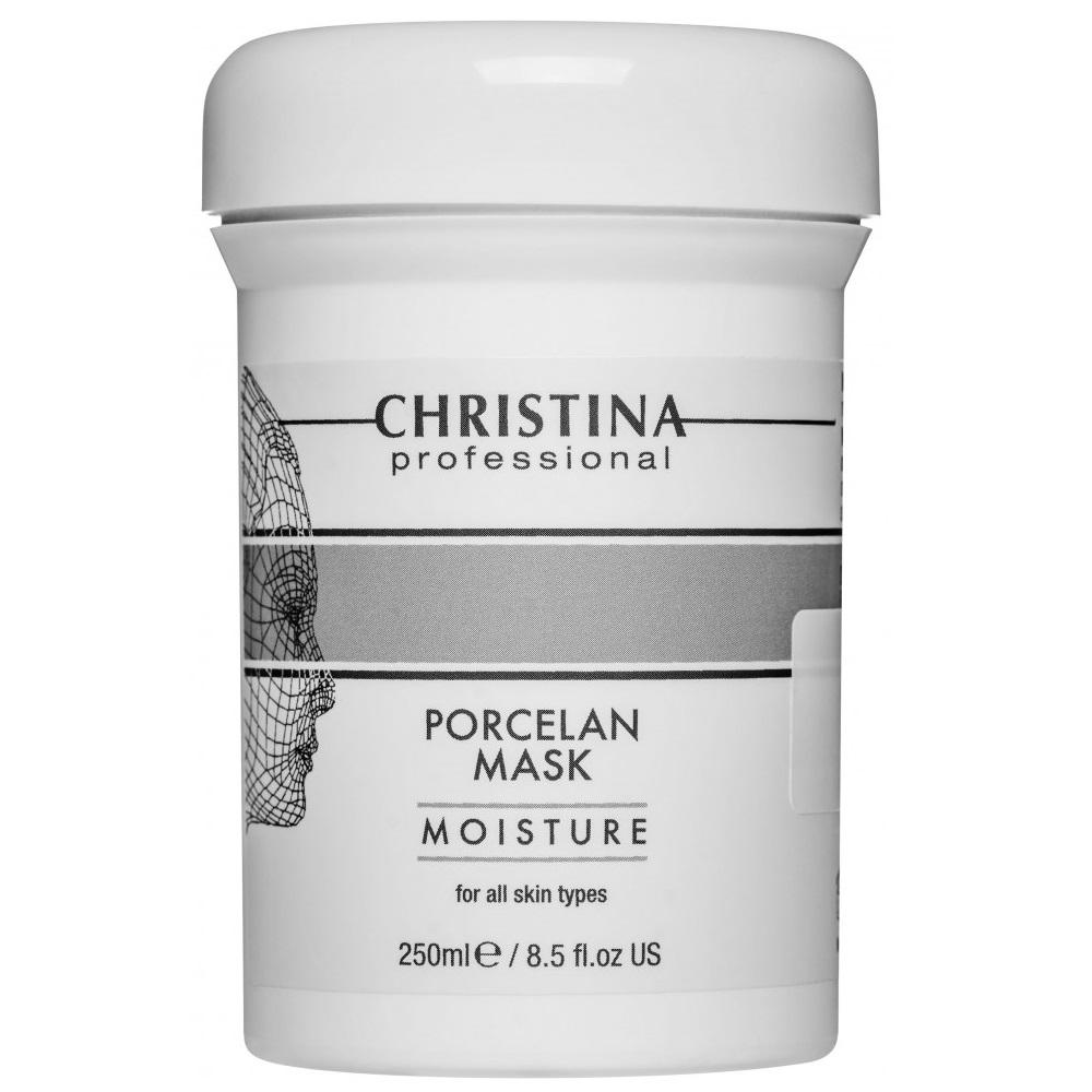 Купить Маски для лица Christina, Увлажняющая маска Christina Porcelan Moisture Mask для всех типов кожи 250 мл