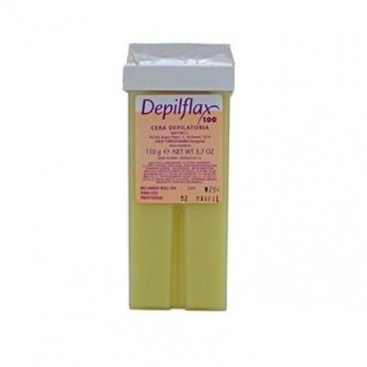 depilflax Воск кассетный Depilflax натуральный 110 мл 31130004