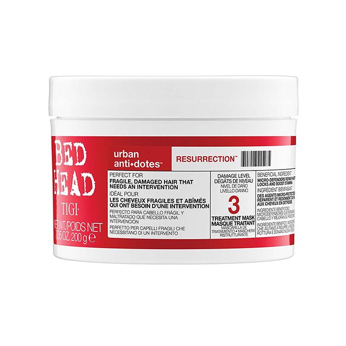 Купить Маски для волос Tigi, Маска Tigi Urban Antidotes Resurrection для восстановления волос уровень повреждения 3 200 мл