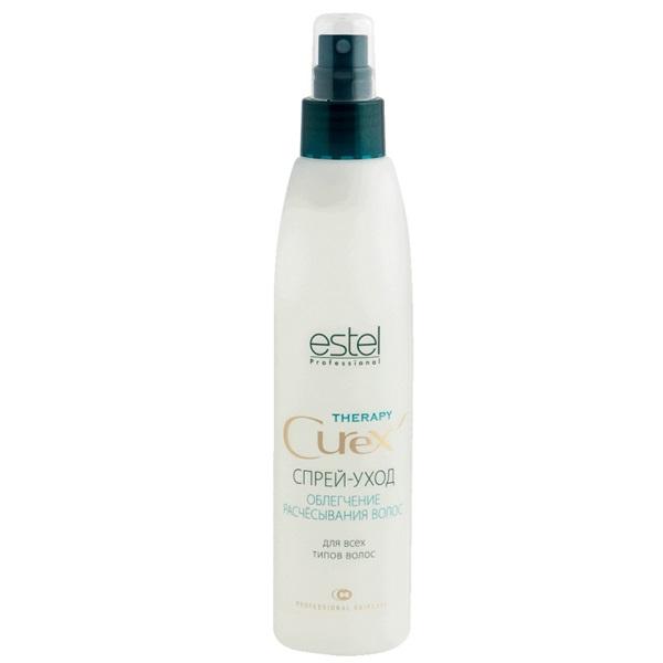 Купить Кондиционеры для волос Estel, Спрей-уход Estel облегчение расчесывания волос 200 мл