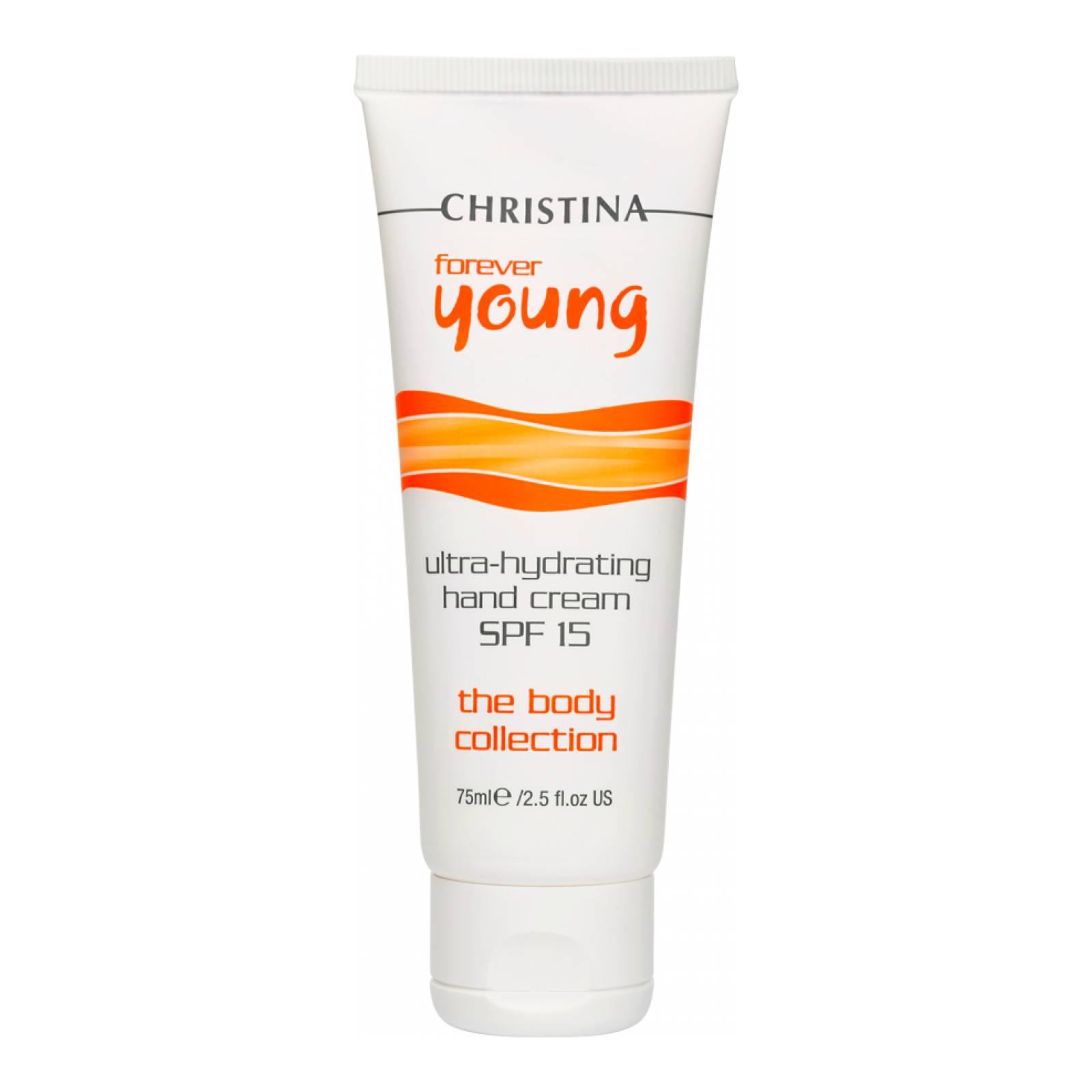 Купить Кремы для ног Christina, Крем для ног Christina Pampering Foot Cream 75 мл