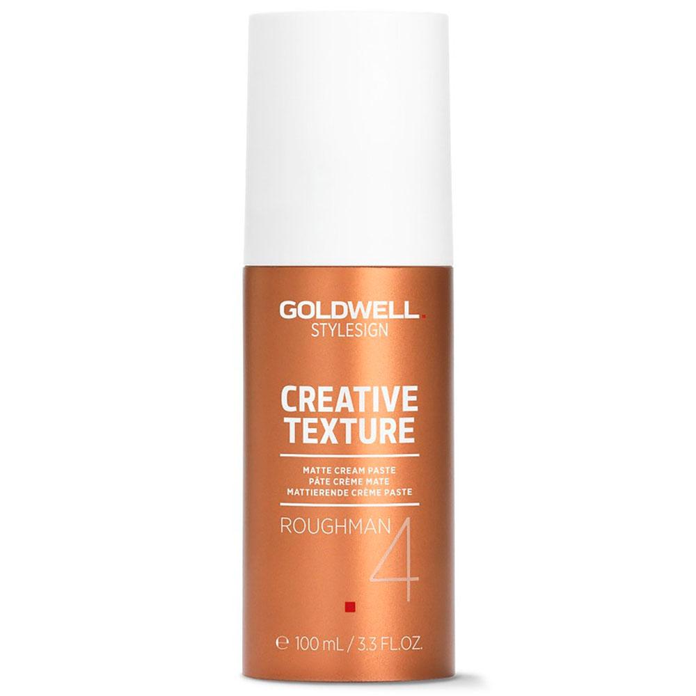 Матовая крем-паста для волос Goldwell Roughman Creative Texture 100 мл