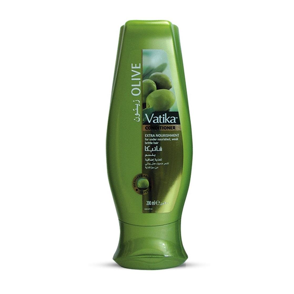 Купить Кондиционеры для волос Dabur, Кондиционер Vatika с оливковым маслом 200 мл
