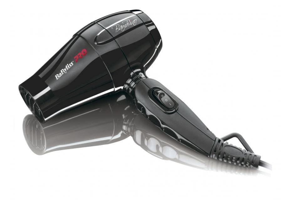 Купить Стандартные фены BaByliss, Фен для волос BaByliss BAB6510IRE Pro Caruso ionic
