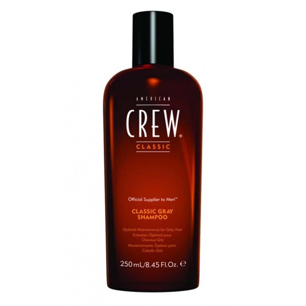 Купить Для мужчин American Crew, Шампунь American Crew Classic Gray Shampoo для седых волос 250 мл