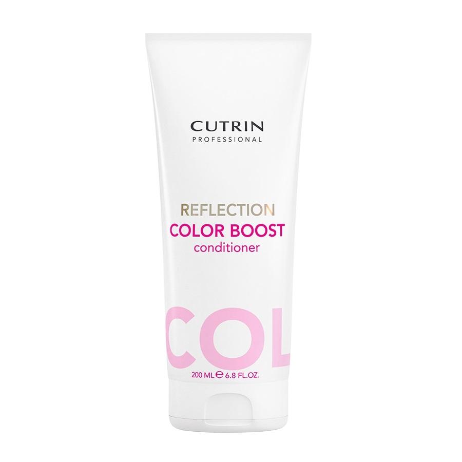 Купить Кондиционеры для волос Cutrin, Кондиционер Cutrin Reflection Color Boost базовый для усиления цвета 200 мл