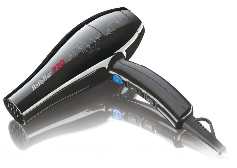 Купить Стандартные фены BaByliss, Фен для волос BaByliss BAB5559E Pro черный