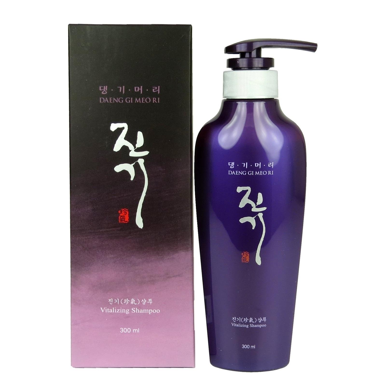 Купить Шампуни Daeng Gi Meo Ri, Шампунь Daeng Gi Meo Ri Vitalizing Shampoo Регенерирующий 300 мл