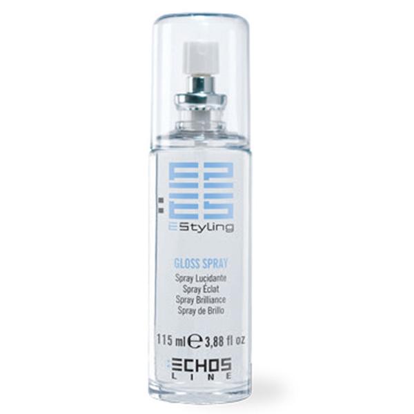 Купить Стайлинг волос Echosline, Спрей-блеск Echosline Gloss Spray 115 мл