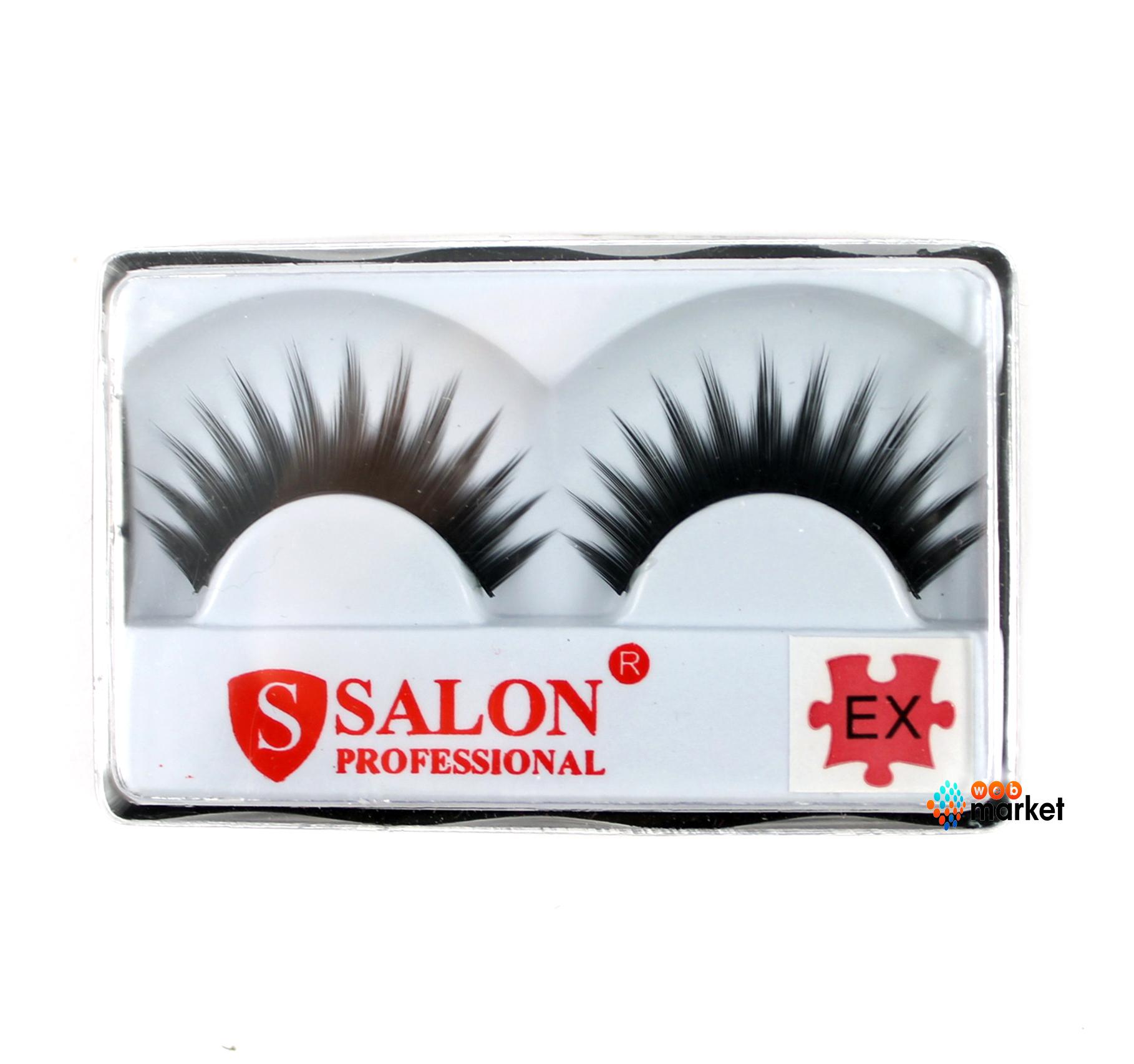 Купить Наращивание бровей и ресниц Salon, Ресницы накладные Salon EX