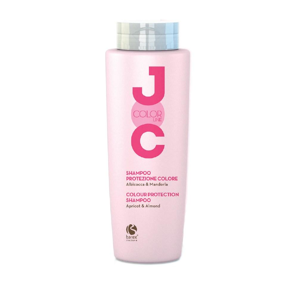 Шампуни Barex, Шампунь Barex Italiana Joc Color Line для окрашенных волос с маслом сладкого миндаля и абрикоса 250 мл  - купить со скидкой