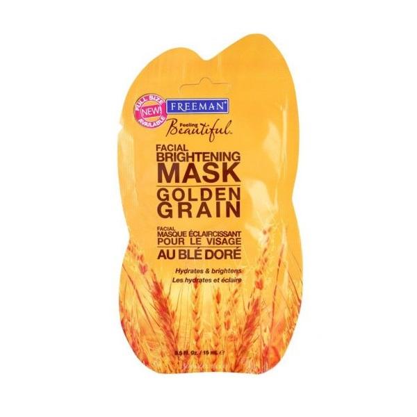 Купить Маски для лица Freeman, Маска для лица Freeman золотая пшеница 15 мл