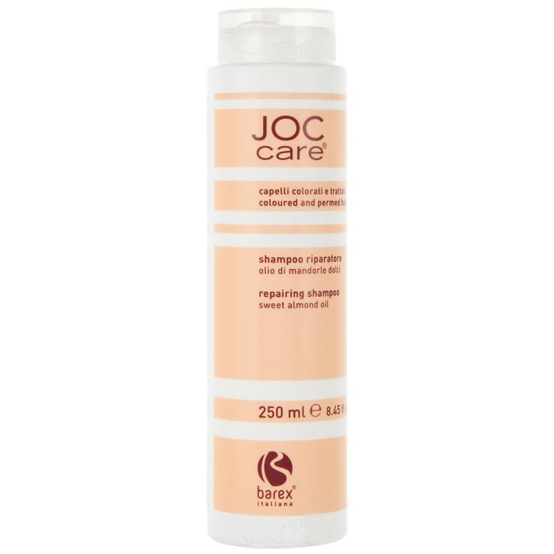 Купить Шампуни Barex, Шампунь Barex Italiana Joc Care для окрашенных волос с маслом сладкого миндаля 250 мл