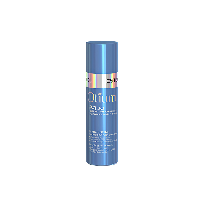 Купить Сыворотки, флюиды для волос Estel, Сыворотка для волос Estel Otium Aqua экспресс-увлажнение 100 мл