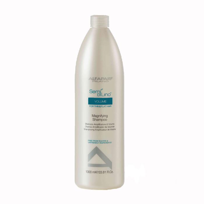Купить Шампуни Alfaparf, Шампунь Alfaparf Semi Di Lino Volume Magnifying для объема волос 1000 мл