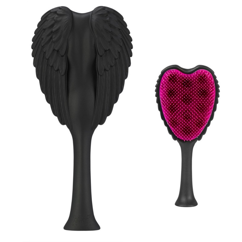 Купить Щетки Tangle Angel, Щетка Tangle Angel Xtreme Black Fuchsia Bristles