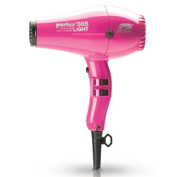 Фен для волос Parlux 385 Powerlight P851T Фуксия