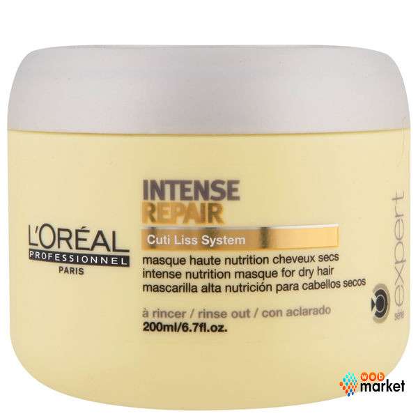 Маска L'Oreal Professionnel Intense Repair для сухих волос 200 мл
