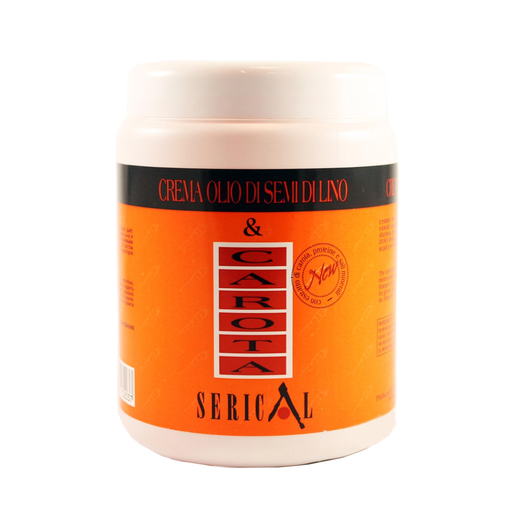Маска для волос Pettenon Serical с льняным маслом 1000 мл