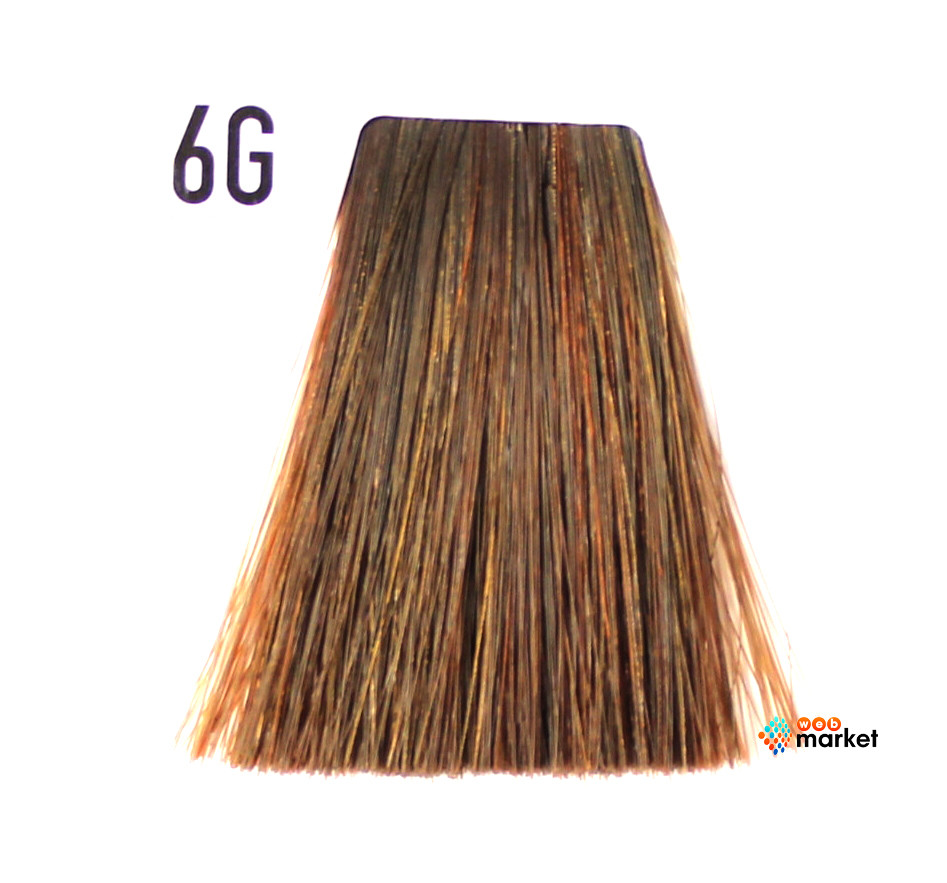 Краска для волос Goldwell Topchic 6G 60 мл