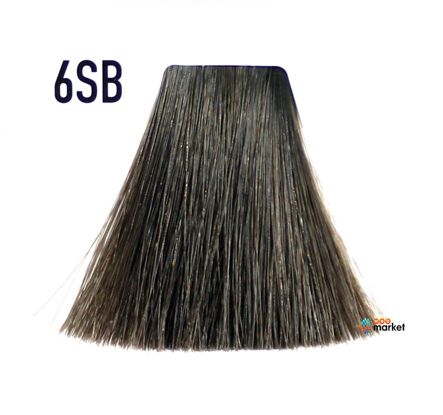 Краска для волос Goldwell Topchic 6SB 60 мл