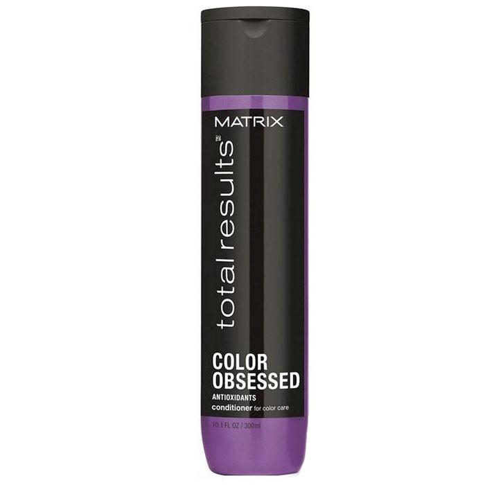 Кондиционер Matrix Total Results Color Obsessed для защиты цвета окрашенных волос с антиоксидантами 300 мл