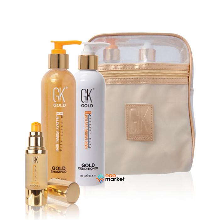 Набор GK Hair Gold Line Gift Set 530 мл