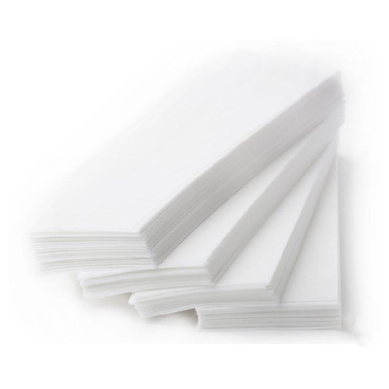 Полоски для депиляции Etto белые 100 шт