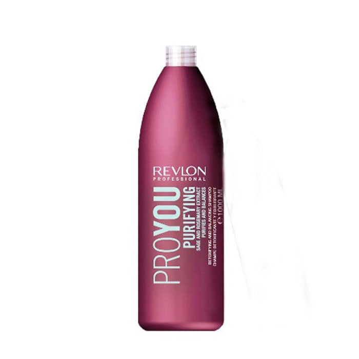 Шампунь Revlon Professional Pro You Purifying очищающий 1000 мл