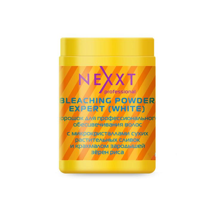 Осветляющий порошок Nexxt Professional белый в банке 500 г