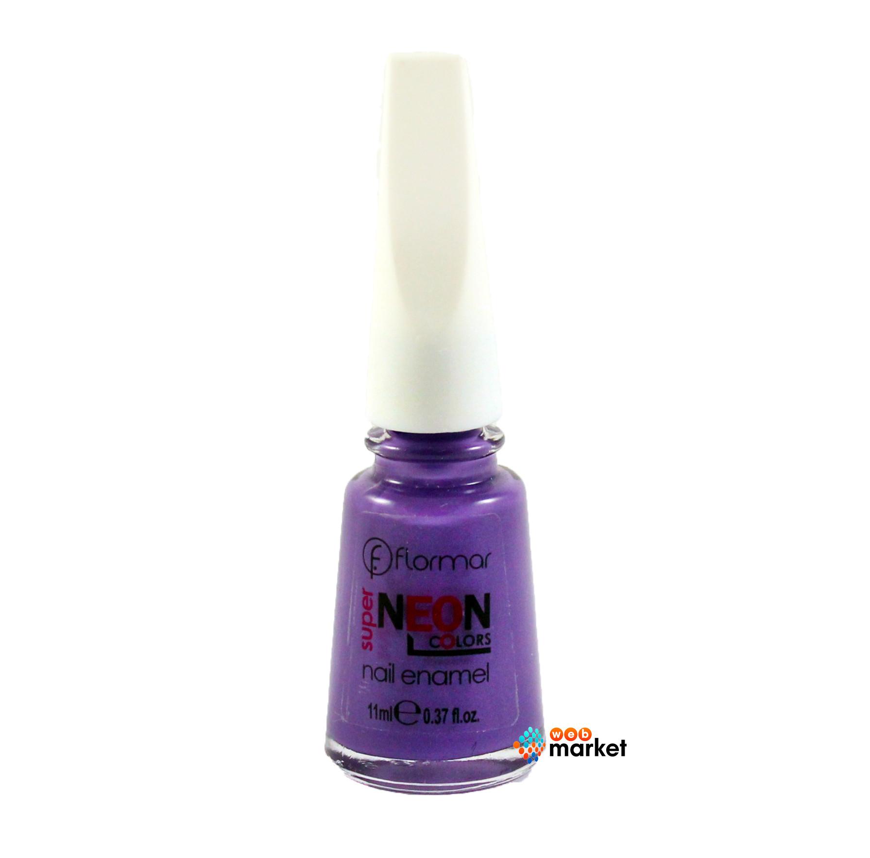Лак для ногтей Flormar Neon N009 11 мл