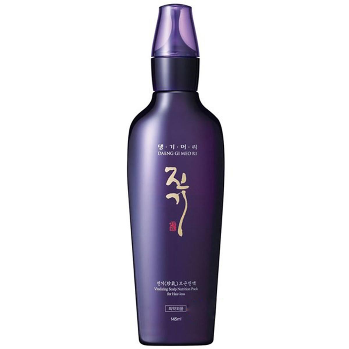 Регенерирующая эмульсия Daeng Gi Meo Ri Vitalizing Scalp Pack For Hair-Loss Против выпадения волос 145 мл