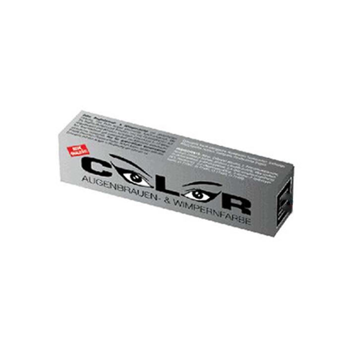 Краска для бровей и ресниц RefectoCil Awf Color черный