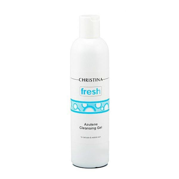 Азуленовое гель-мыло Christina Fresh Azulene Cleansing Gel для чувствительной кожи 300 мл