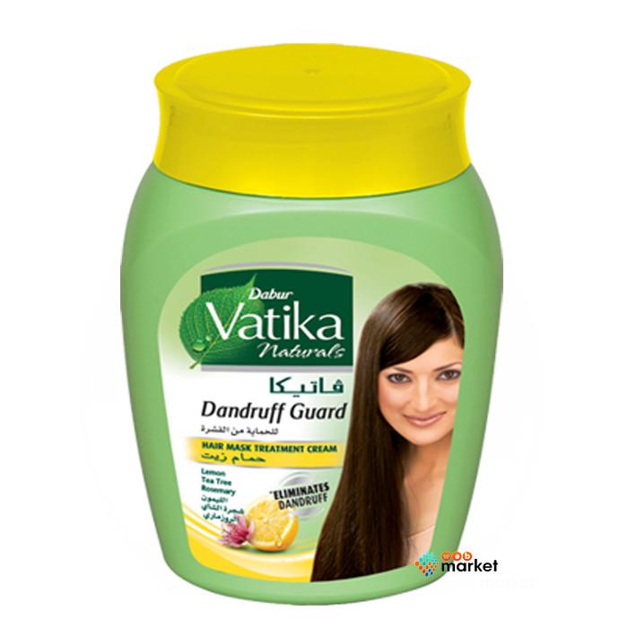 Маска для волос Vatika Dandruff Guard против перхоти 500 мл