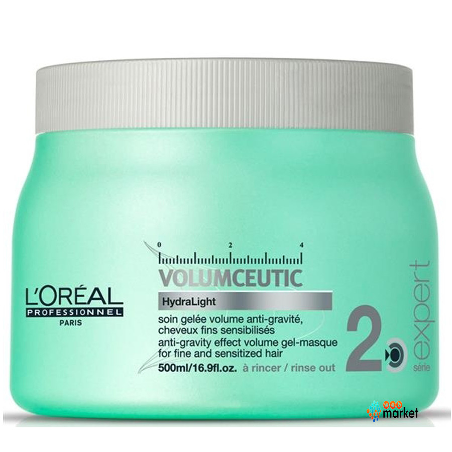 Гель-маска L'Oreal Professionnel Volumetry для объема 500 мл