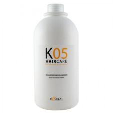 Шампунь Kaaral K05 для восстановления баланса и секреции сальных желез 1000 мл