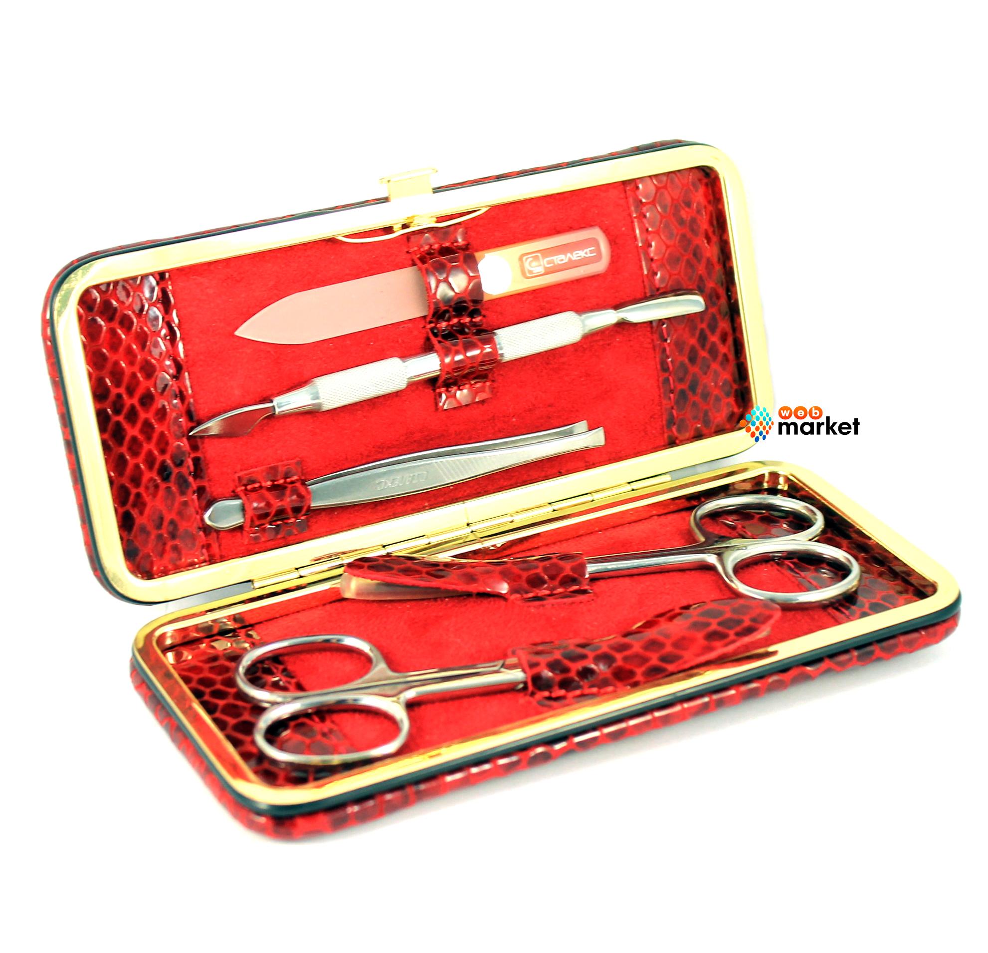 Сталекс маникюрный инструмент педикюр