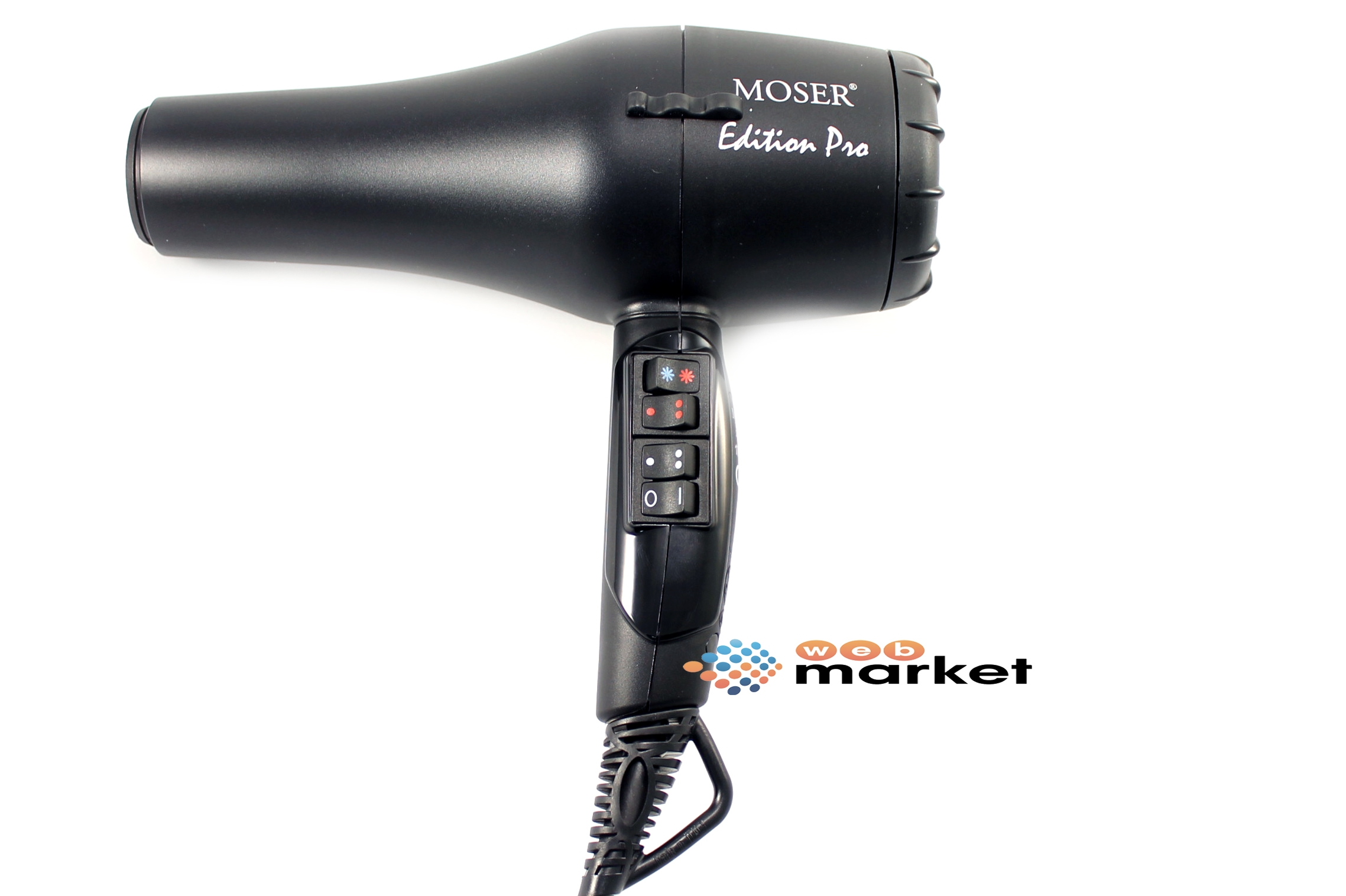 Фен Moser 4320-0050 2000 чёрный